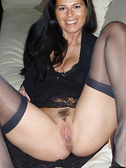 Amateur Mature Stockings